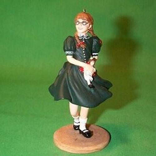 2002 American Girl - Molly Hallmark ornament