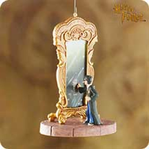 2001 Harry Potter - The Mirror Of Erised Hallmark ornament