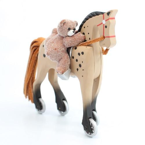 2001 A Pony For Christmas #4 - Colorway Hallmark ornament