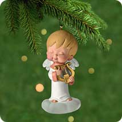 2001 Mary's Angels #14 - Chrysantha Hallmark ornament