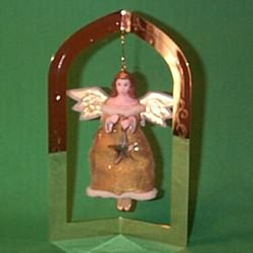 2003 Glad Tidings Hallmark ornament