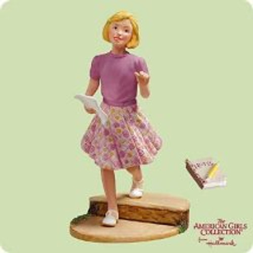 2004 American Girl - Kit Hallmark ornament