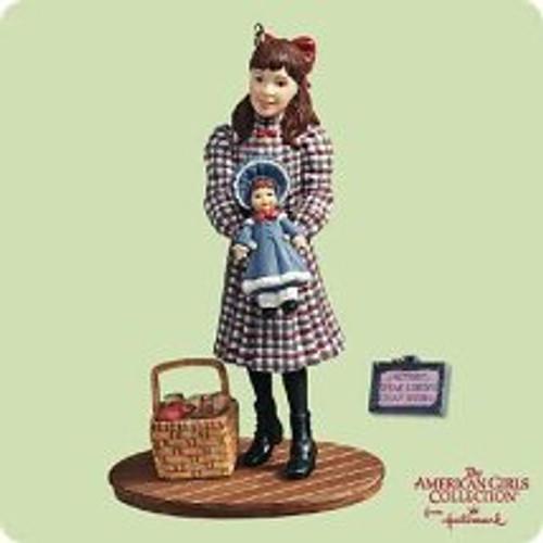 2004 American Girl - Samantha Hallmark ornament