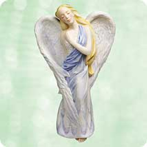 2003 Angel Of Serenity Hallmark ornament