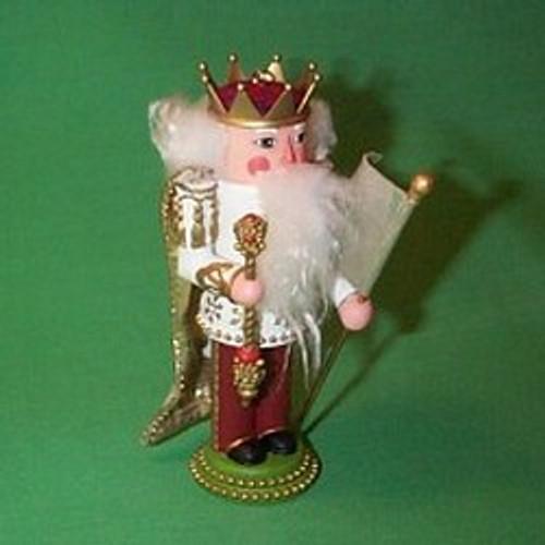 2004 Nutcracker King - Club Hallmark ornament