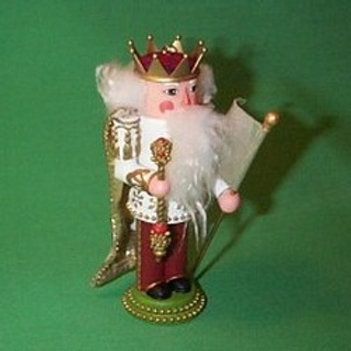 2004 Nutcracker King - Club Hallmark ornament