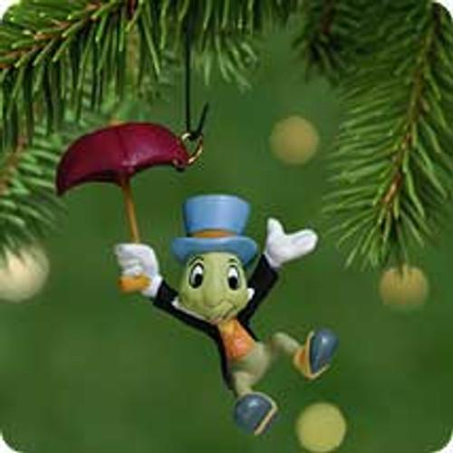 2001 Disney - Jiminy Cricket