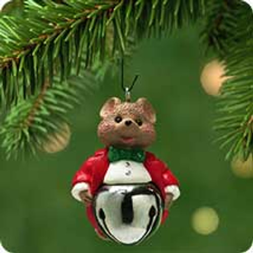 2001 Christmas Bells #7 - Mouse