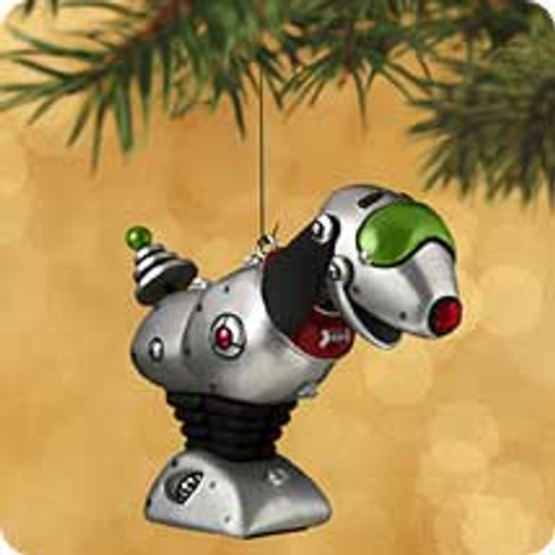 2002 Robot Parade #3F Hallmark ornament
