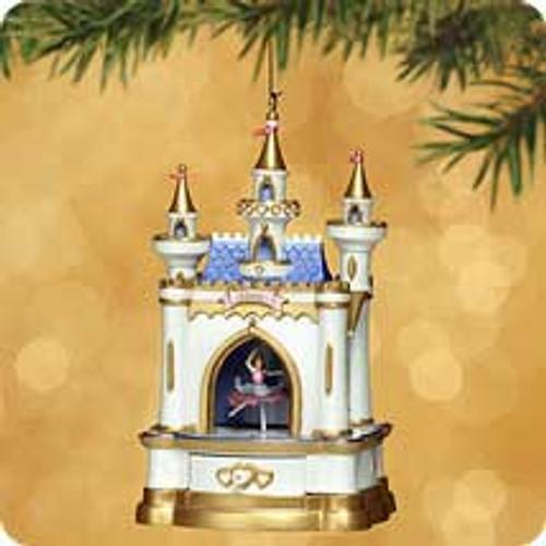 2002 Treasures and Dreams #1 Hallmark ornament