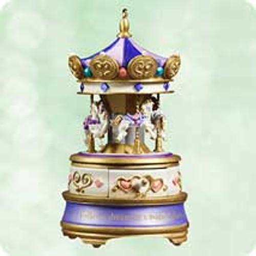 2003 Treasures and Dreams #2 Hallmark ornament