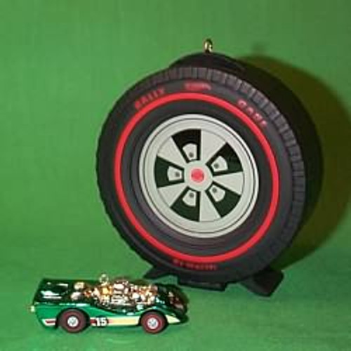 1999 Hot Wheels Car And Case