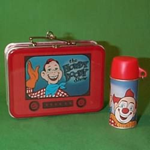 1999 Howdy Doody Lunchbox