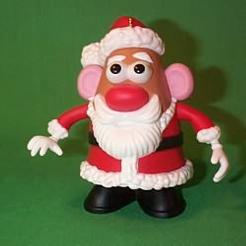 1999 Mr. Potato Head - Santa