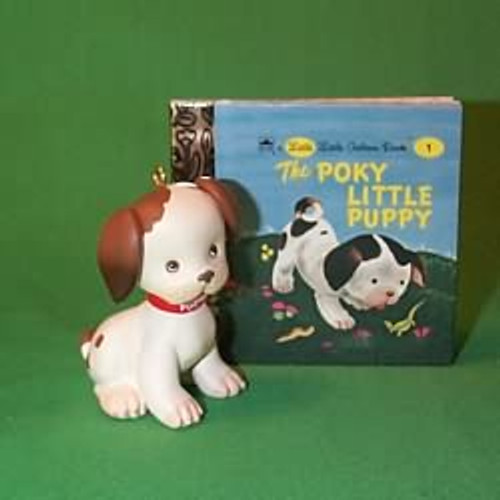 1999 The Poky Little Puppy