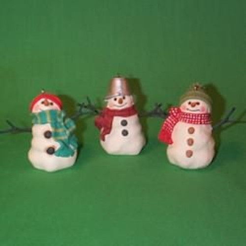 1999 The Snowmen Of Mitford