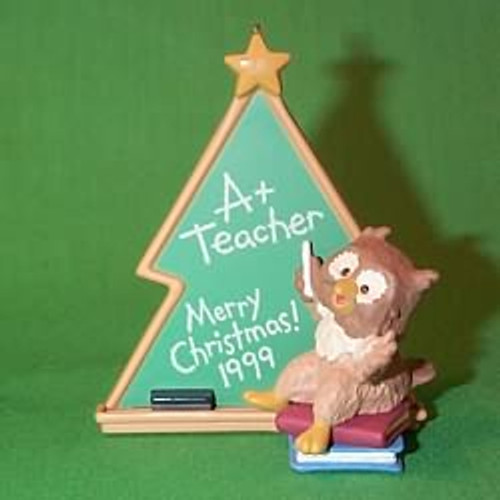 1999 Outstanding Teacher