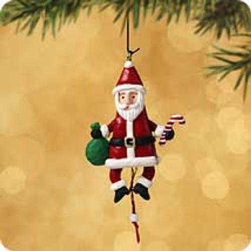 2002 Santa Jumping Jack
