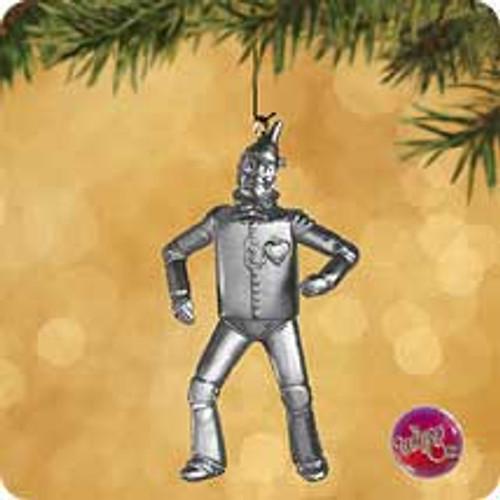 2002 Wizard Of Oz - Tin Man - Mini