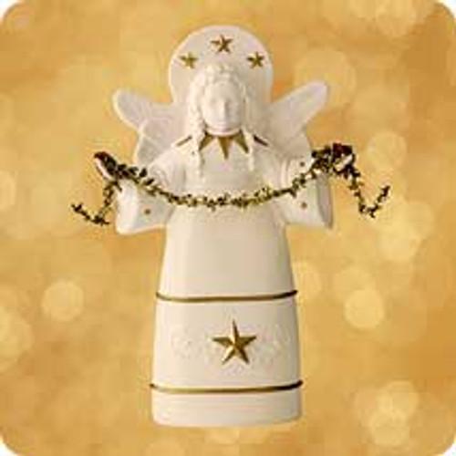 2002 Christmas Angel - Display