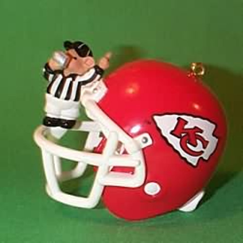 1998 NFL - Kansas City Chiefs