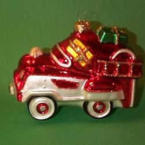 1998 Glass - Fire Truck