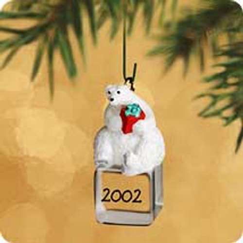 2002 Ice Block Buddies #3 - Polar Bear