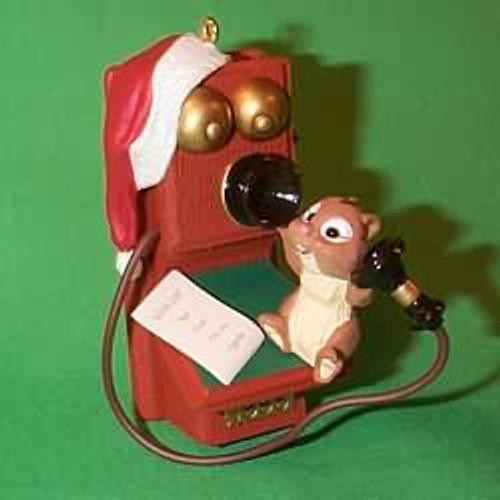 1998 Chatty Chipmunk