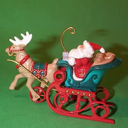 1998 Christmas Sleigh Ride