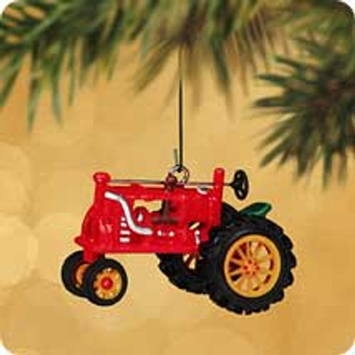2002 Antique Tractors #6