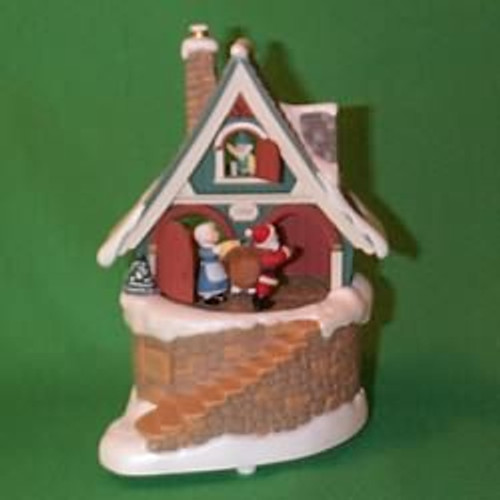 1998 Santa's Merry Workshop