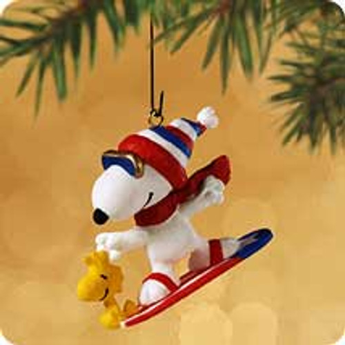 2002 Winter Fun With Snoopy #5