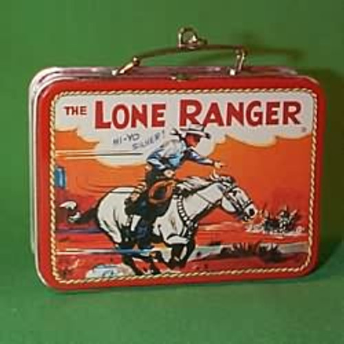 1997 Lone Ranger Lunch Box