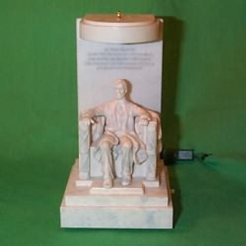 1997 Lincoln Memorial