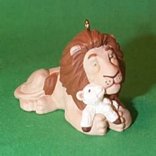 1997 Lion And Lamb