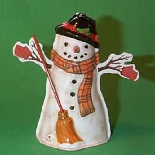 1997 Meadow Snowman