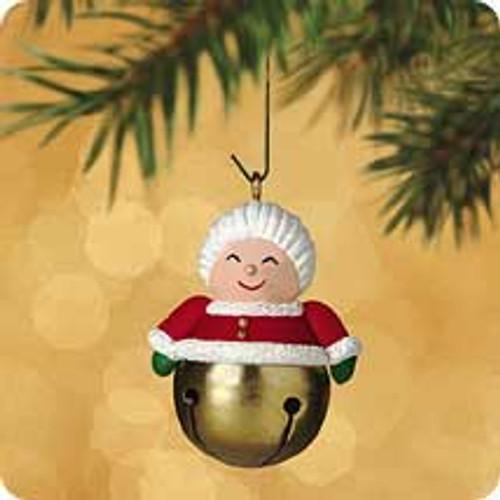 2002 Christmas Bells #8 - Mrs. Claus