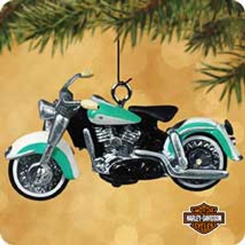 2002 Harley Davidson - Mini #4 - 1958 FL Duo-Glide
