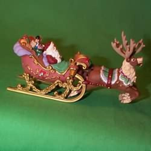 1997 Santa's Magical Sleigh