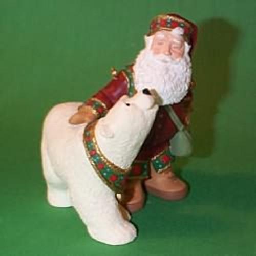 1997 Santa's Polar Friend