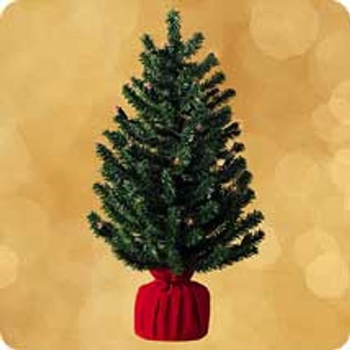 2002 Miniature Lighted Tree