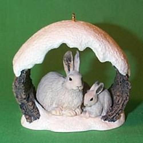 1997 Snow Rabbits #1