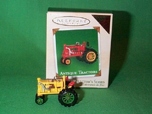 2002 Antique Tractors #6 - Colorway