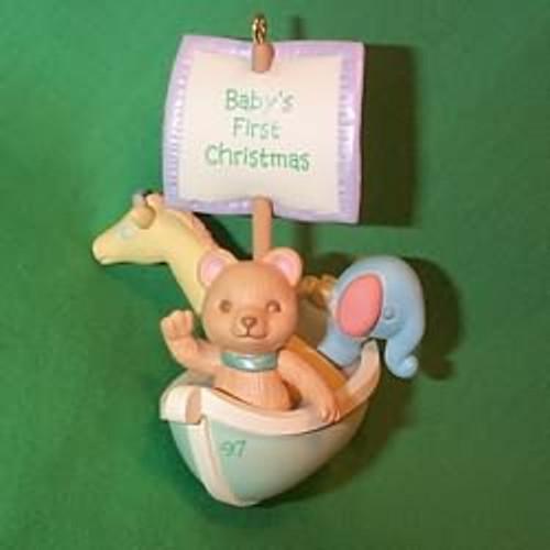 1997 Baby's 1st Christmas - Ark