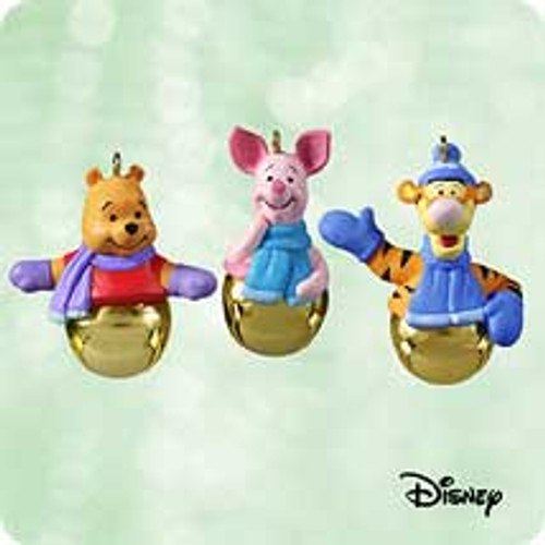 2003 Winnie The Pooh - Minis
