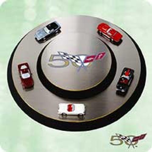 2003 Corvette - 50th Anniv-MNT