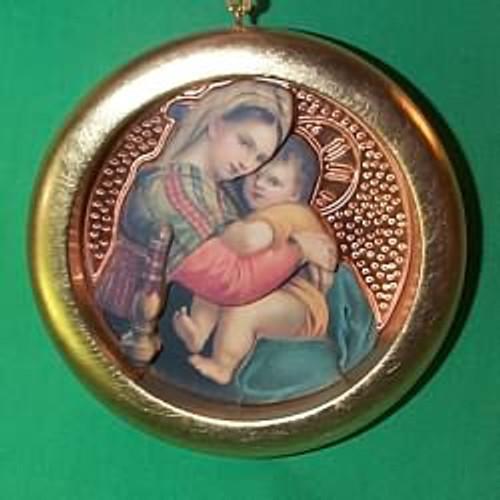 1996 Sacr-Madonna And Child