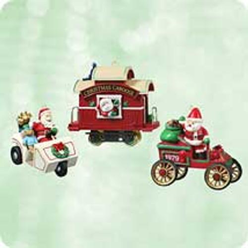 2003 Here Comes Santa