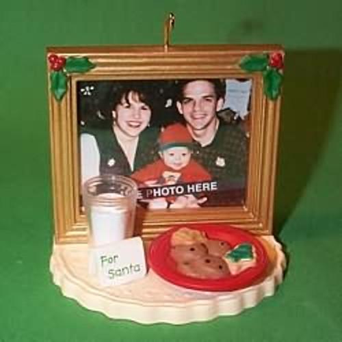 1996 Thank You Santa