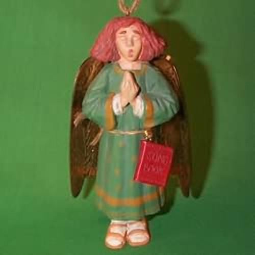 1996 Caroling Angel